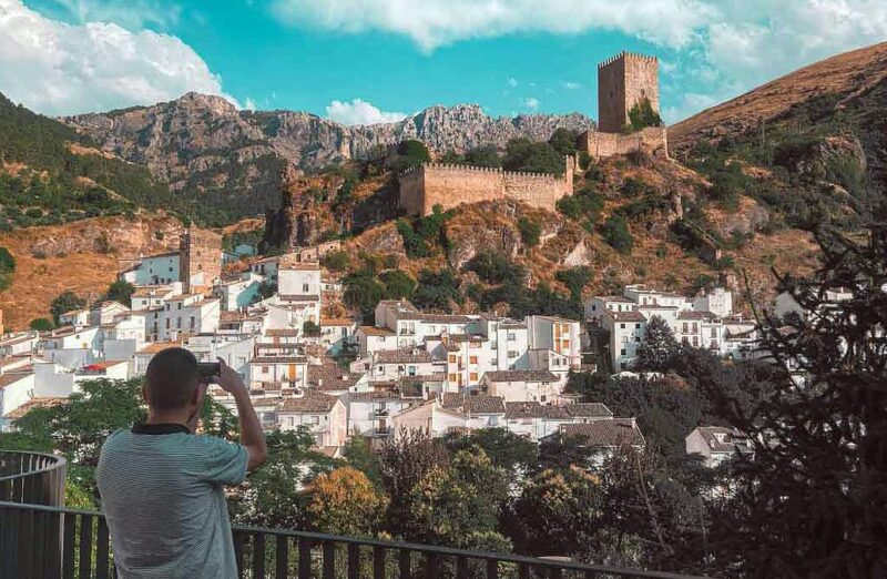 Castillo de la Yedra en Cazorla en Jaén