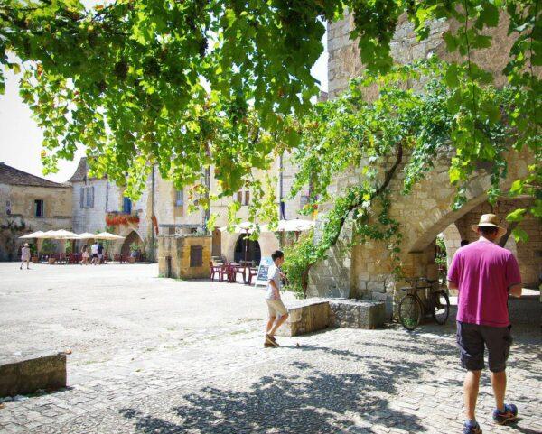 Monpazier ©Office de Tourisme des Bastides Dordogne Périgord