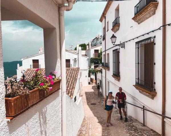 Segura de la Sierra en Sierra de Segura en Jaén