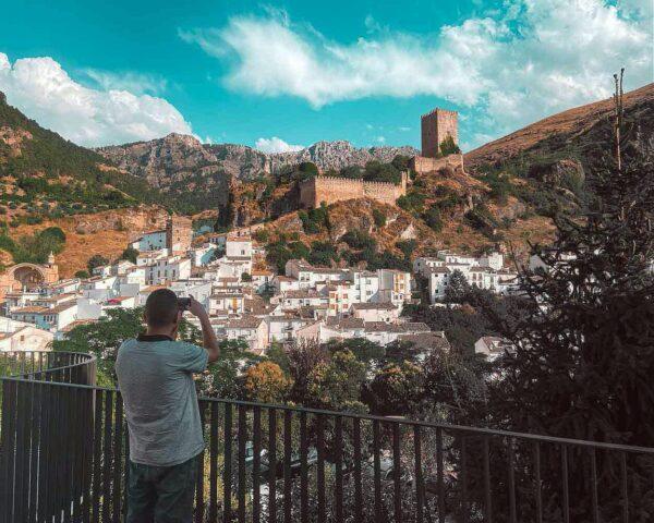 Cazorla en la Sierra de Cazorla en Jaén