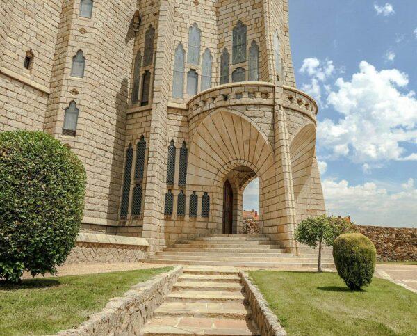 Palacio de Gaudí en Astorga en León
