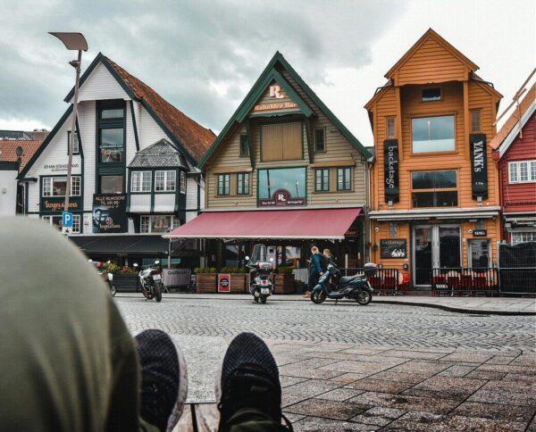 Stavanger en Noruega