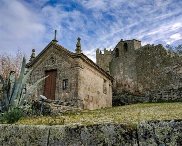 Marialva, pueblo con encanto en Centro de Portugal