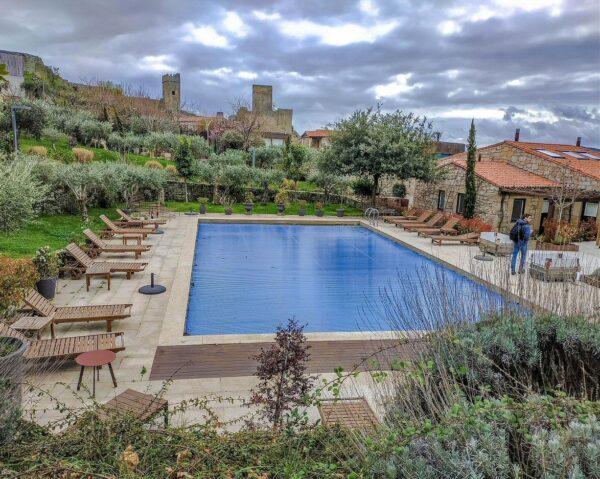 Hotel Casas do Coro en Marialva en Centro de Portugal