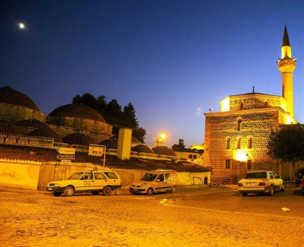 Baños turcos en Safranbolu en Turquía
