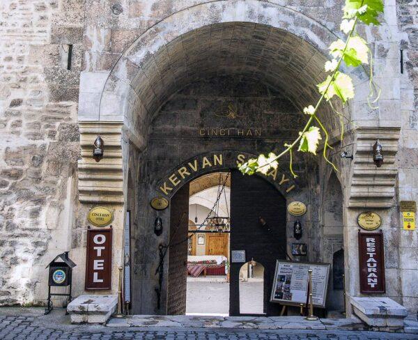 Cinci Hani en Safranbolu en Turquía