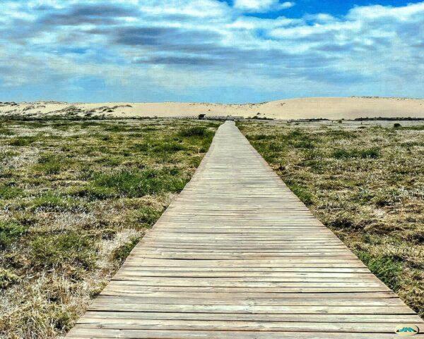 Playa de las Dunas de Corrubedo en A Coruña @juantiagues