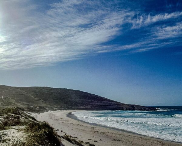 Playa Soesto en A Coruña en Galicia @amaianos