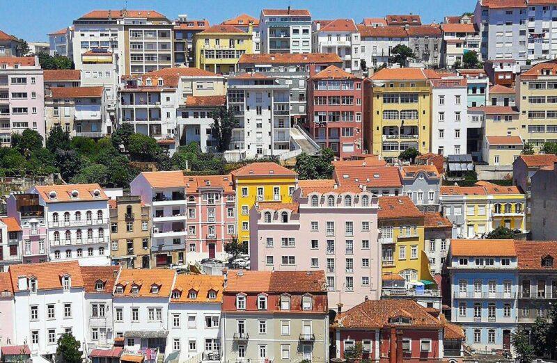 Rincón de Coimbra en Portugal