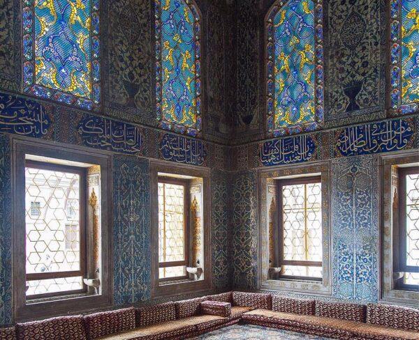 Harén del Palacio Topkapi en Estambul