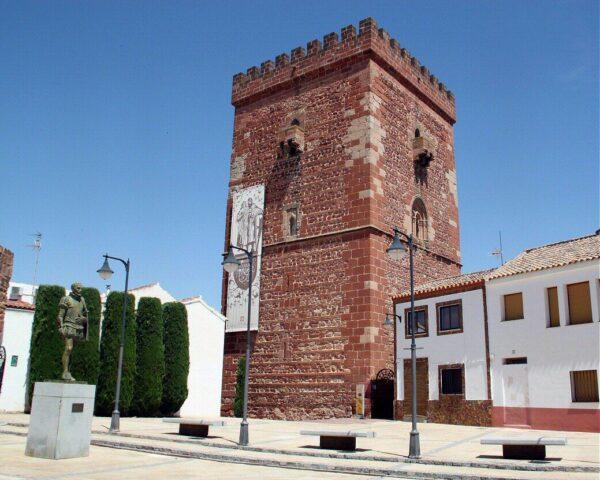 Torre del Gran Prior en Alcázar de San Juan