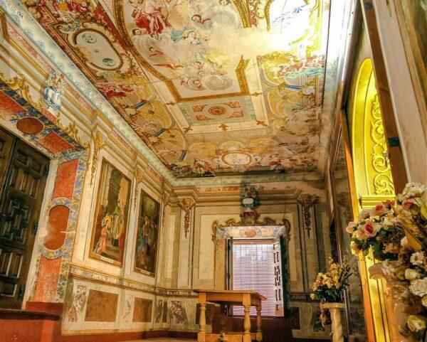 Ermita Ntra Señora de la Cabeza en Torrenueva