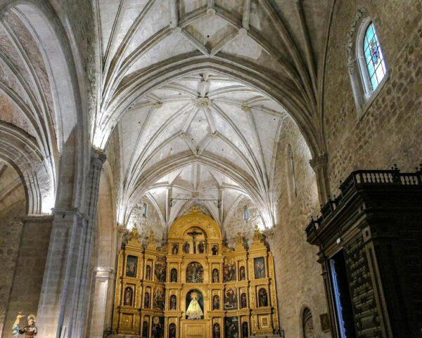 Iglesia de la Asunción en Valdepeñas