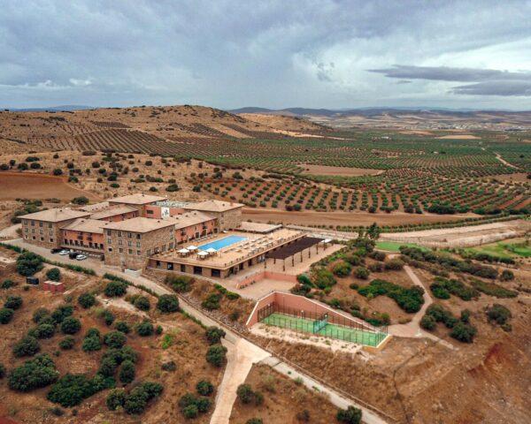 Hotel La Caminera en Torrenueva