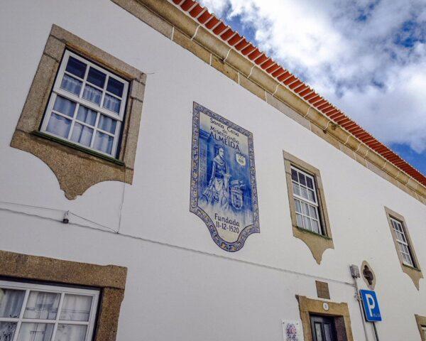 Casa de la Misericordia en Almeida