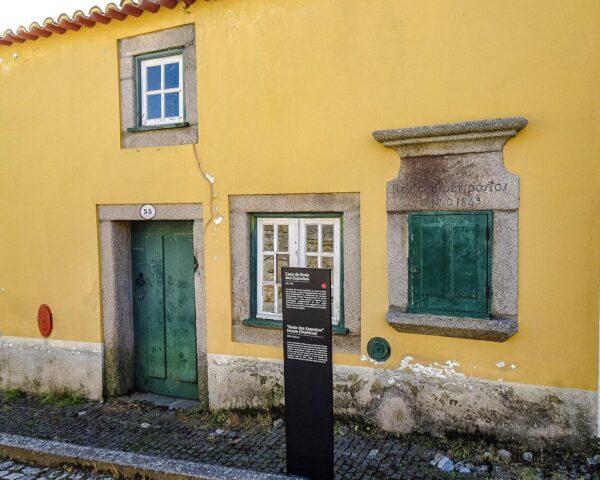 Casa de la Rueda de los Expuestos en Almeida