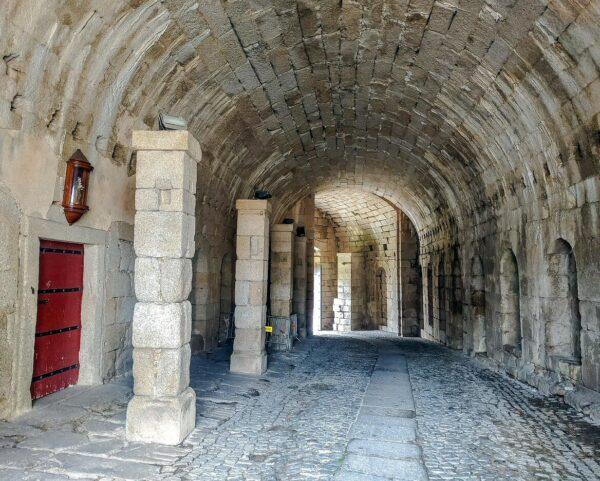 Puerta de San Antonio en Almeida