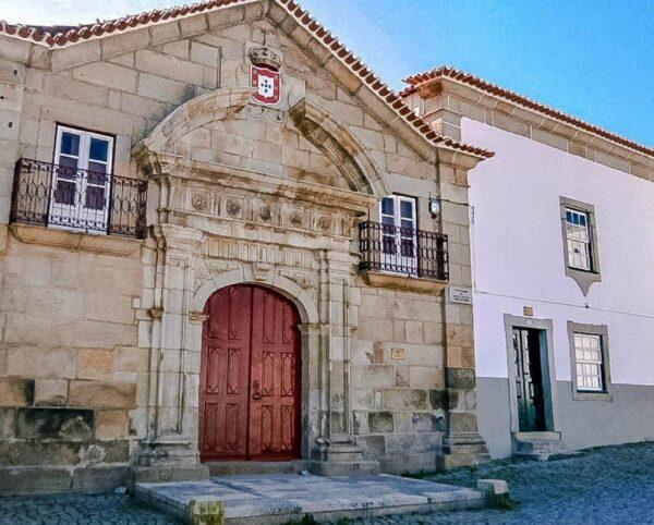 Iglesia de la Misericordia en Almeida
