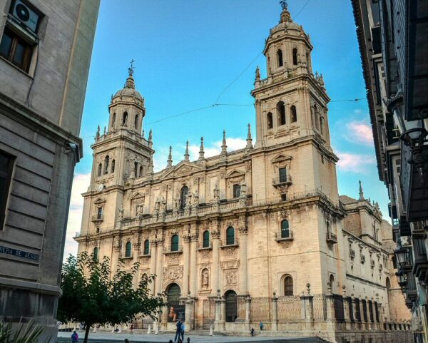 Catedral de Jaén en Andalucía