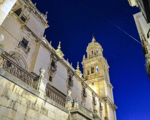 Catedral de la Asunción en Jaén