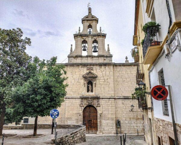 Iglesia de San Bartolomé en Jaén