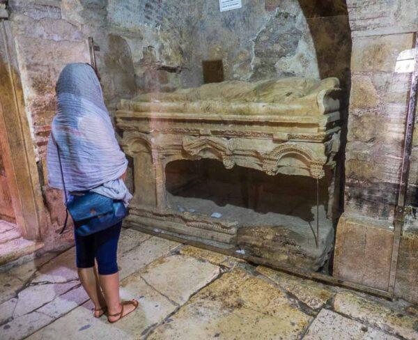 Iglesia de San Nicolás de Myra en Demre en Turquía