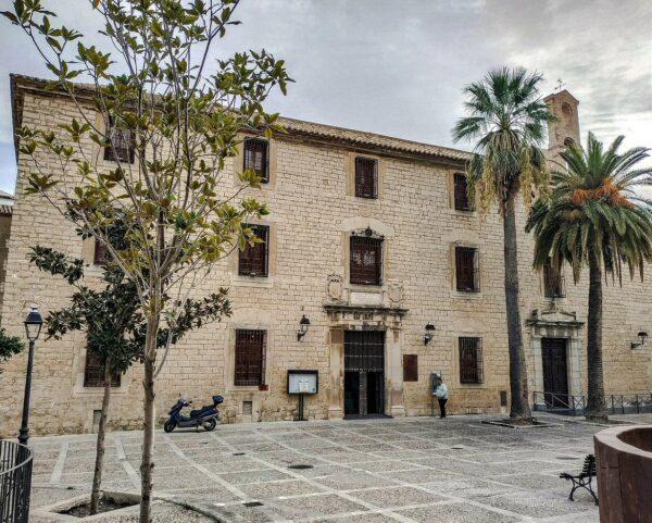 Palacio de Villardompardo en Jaén