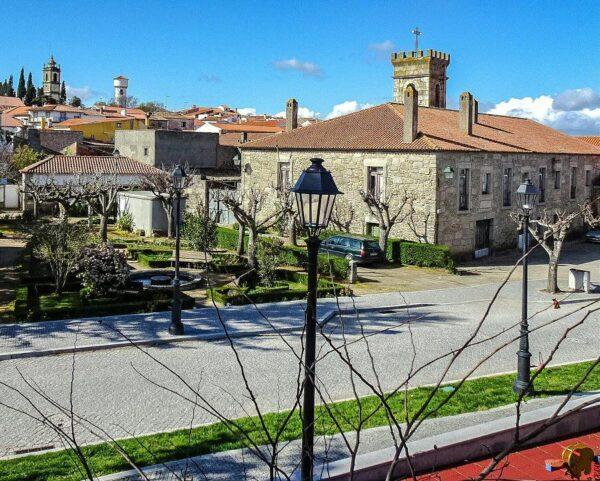 Almeida en Centro de Portugal
