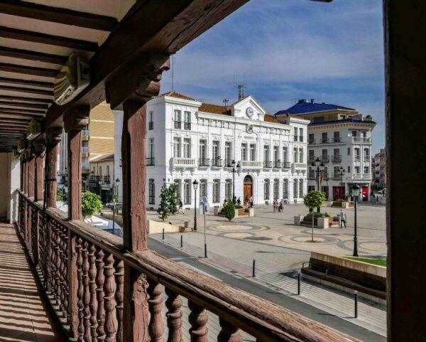 Ayuntamiento de Tomelloso en Ciudad Real