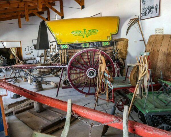 Museo del Carro y Aperos de Labranza en Tomelloso
