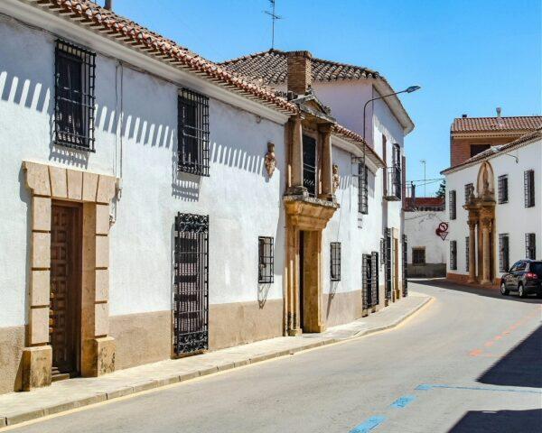 Casa de los Téllez en Villarrobledo