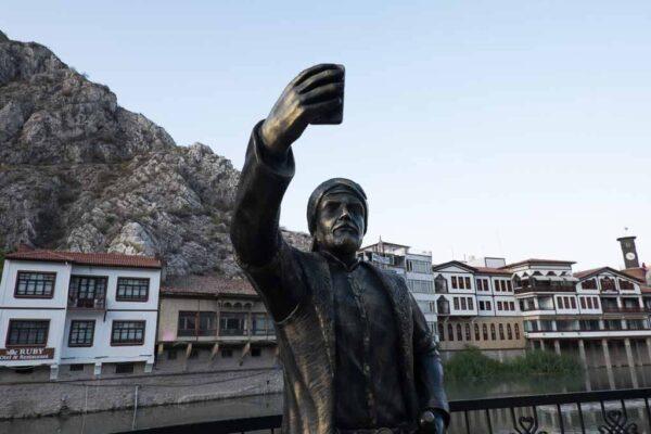 Amasya, ciudad otomana con encanto en Anatolia en Turquía