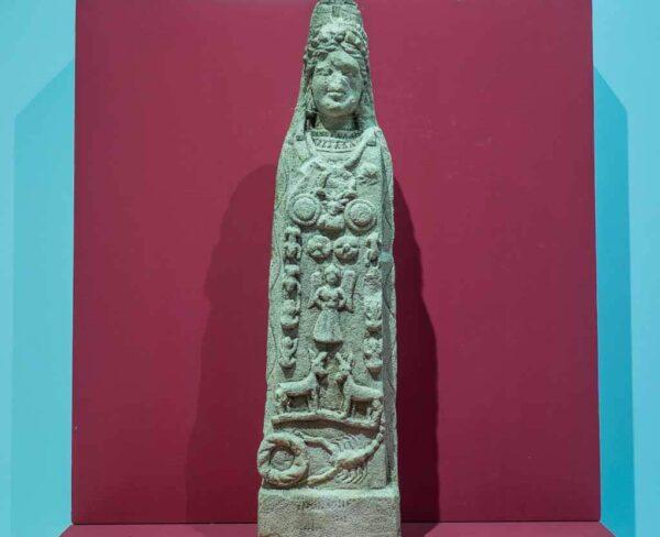Museo de Fethiye en la costa Licia de Turquía