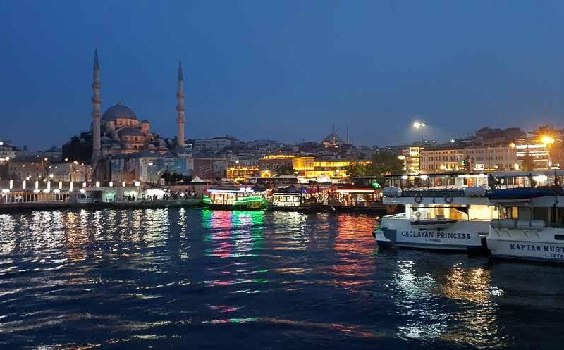 Eminönü, barrio más pintoresco de Estambul