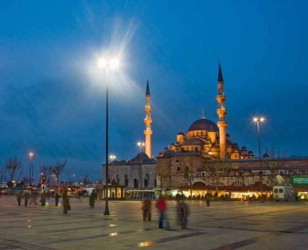 Mezquita Nueva en Estambul