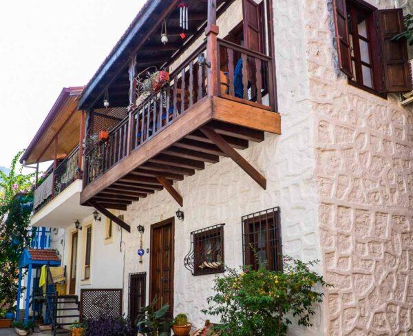 Kalkan en la Riviera de Turquía