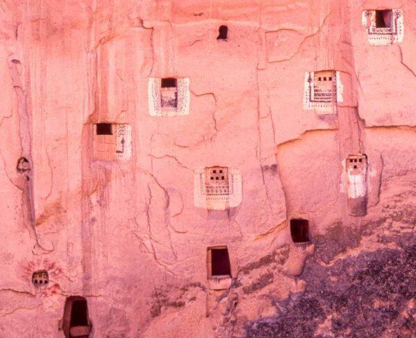 Zelve en Capadocia en Turquía