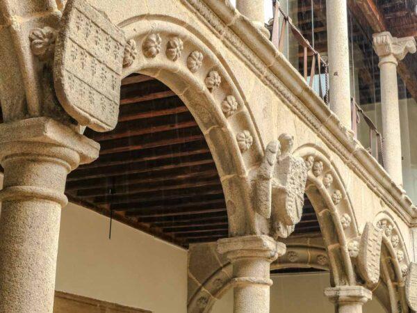 Palacio de los Velada en Ávila