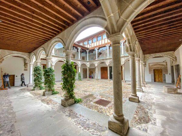 Palacio de los Verdugo en Ávila