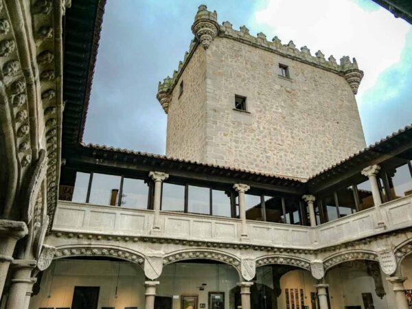 Palacio Torreón de los Guzmanes en Ávila