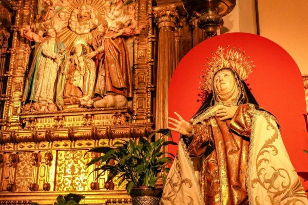 Iglesia de Santa Teresa de Jesús en Ávila