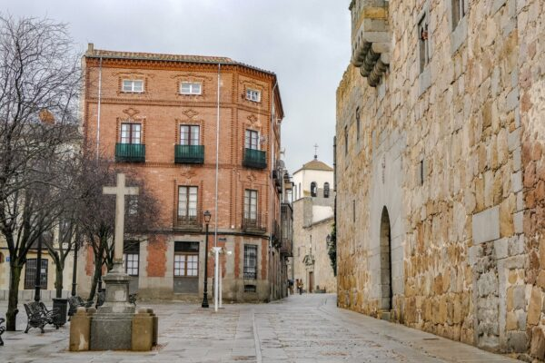 Centro histórico de Ávila