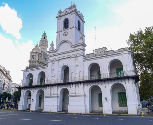 Cabildo en Buenos Aires