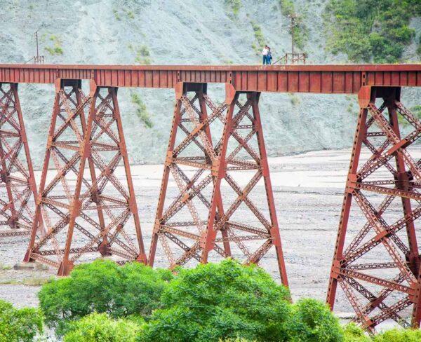 Viaducto de la Polvorilla para el Tren a las Nubes