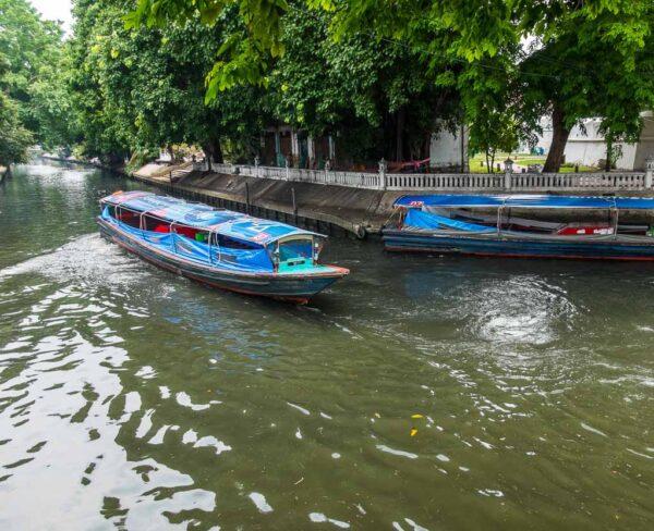 Canales de Bangkok