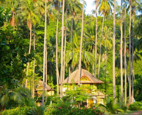 Hotel en Railay al sur de Tailandia