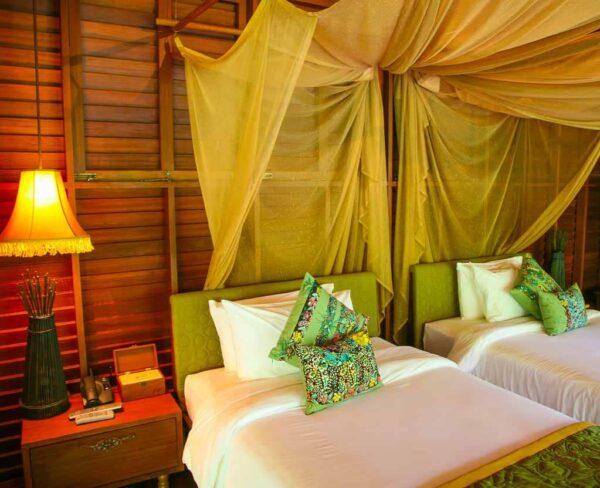 Hotel en las islas Phi Phi en Tailandia