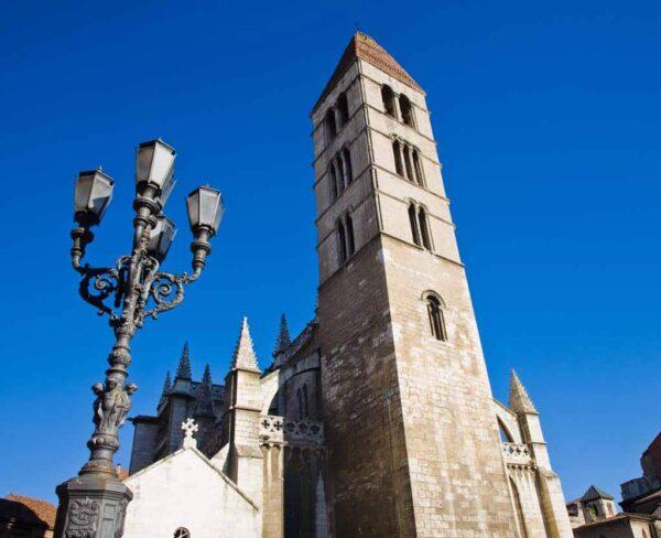 Iglesia Santa María de la Antigua en Valladolid
