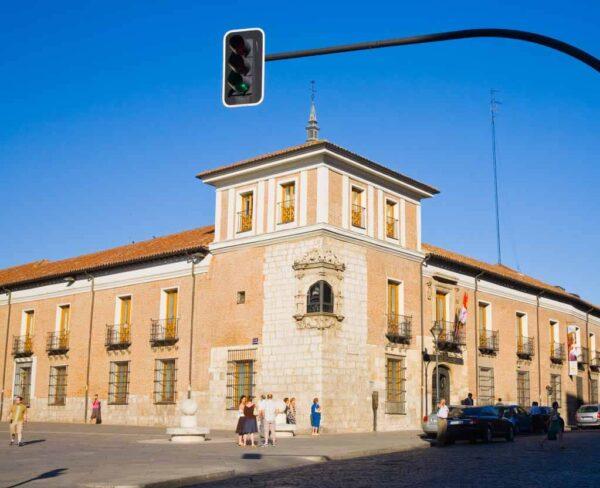 Palacio Pimentel en Valladolid