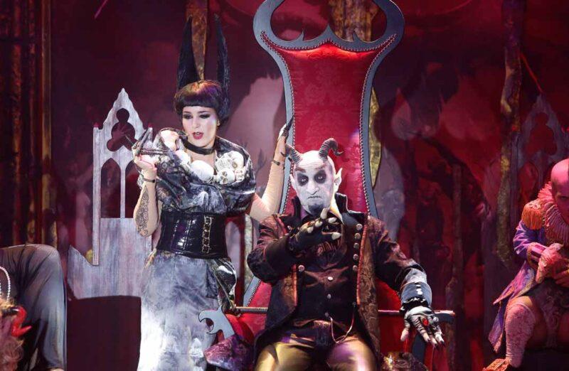 Bacanal del Circo de los Horrores